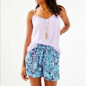 Lilac Lilly Tank